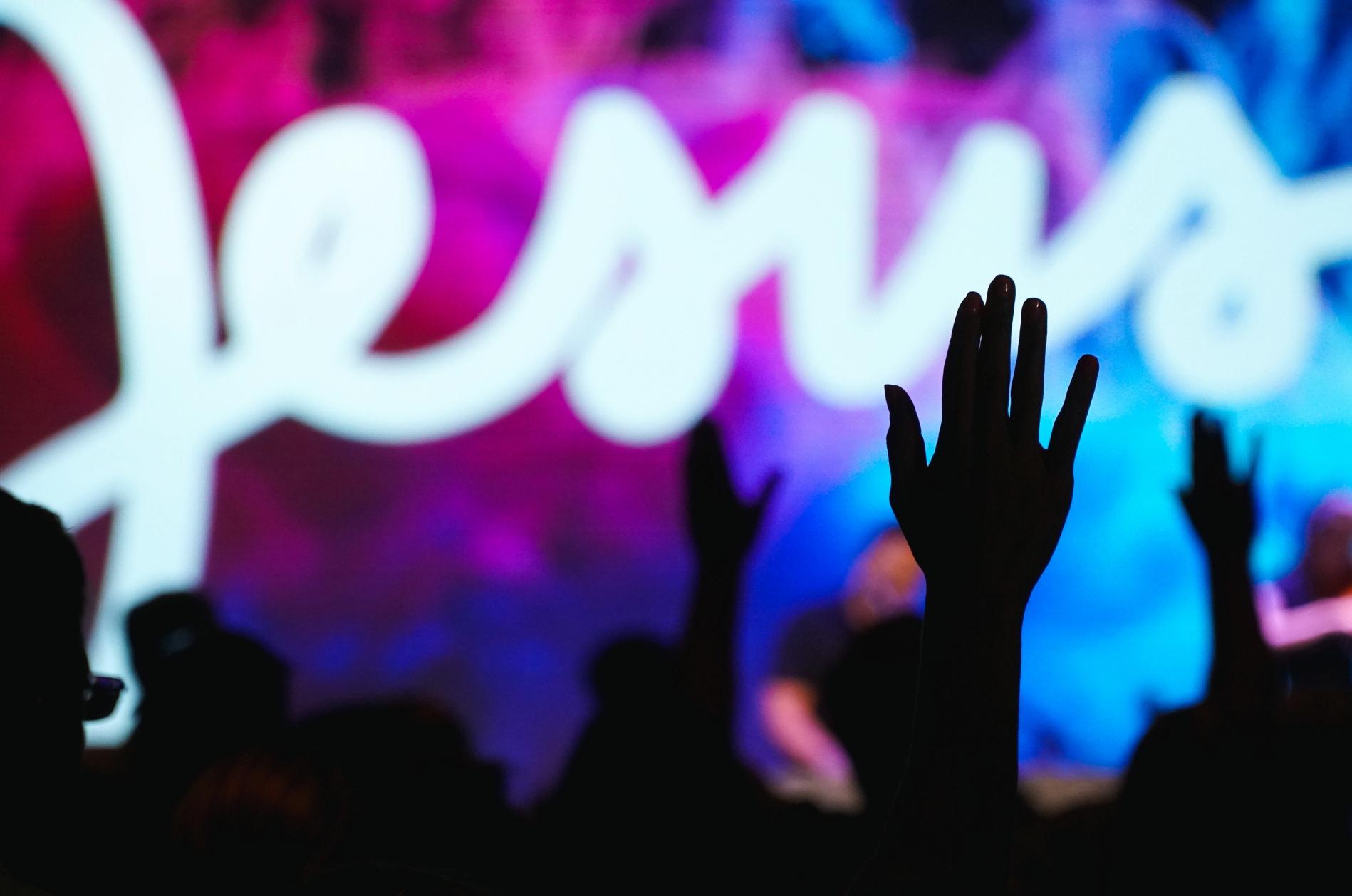 Jesus ist das Zentrum des prophetischen Lobpreises